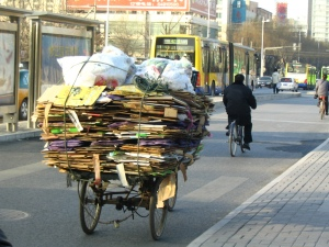 Entreprenurial Recycling in Beijing